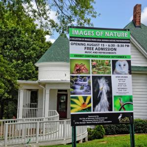 Images of Nature Photo Exhibit